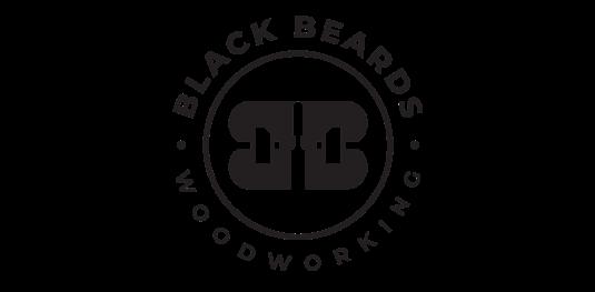 Black Beard Woodworking - Logo